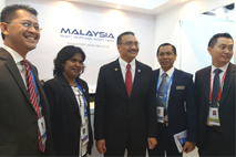 Malaysia Flying High at The Singapore Airshow 2018