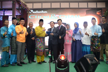 SME Corp. Malaysia's Aidilfitri Open House & Preview of the Miniseries Drama Chor & Chah