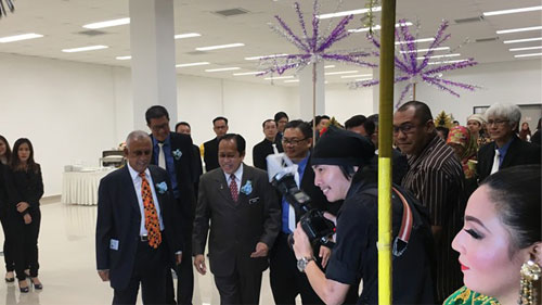 Scientex Great Wall Sdn. Bhd. - Biaxially Oriented Polypropylene Plant (BOPP) Opening Ceremony