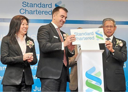 StanChart to invest RM100mil in tech hub