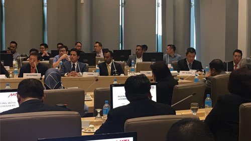 YBM MITI, YB Dato' Sri Mustapa Mohamed chaired a high-level Roundtable Meeting with eCommerce stakeholders on 30 August 2016_3