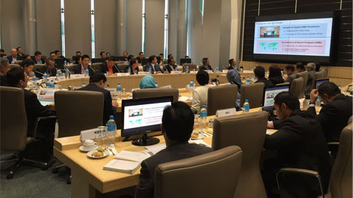 YBM MITI, YB Dato' Sri Mustapa Mohamed chaired a high-level Roundtable Meeting with eCommerce stakeholders on 30 August 2016_5