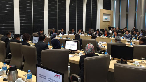 YBM MITI, YB Dato' Sri Mustapa Mohamed chaired a high-level Roundtable Meeting with eCommerce stakeholders on 30 August 2016_7