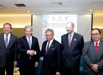 Malaysia-New Zealand Joint Forum held in Conjunction with the visit by Honourable Todd Mcclay, New Zealand's Minister of Trade